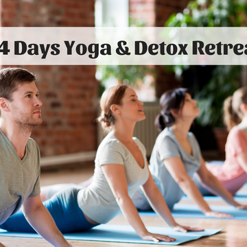 14 Days Yoga & Detox Retreat