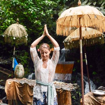 "7 Days Luxurious ""Island Goddess"" Rejuvenating Yoga Retreat in Bali"
