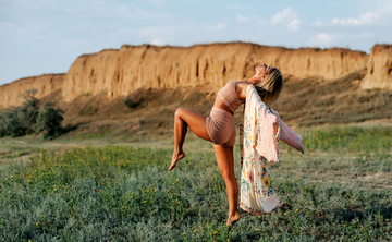 "7 Days Exclusive ""Endless Joy"" Yoga & Gourmet Raw Food Retreat in Tuscany, Italy"