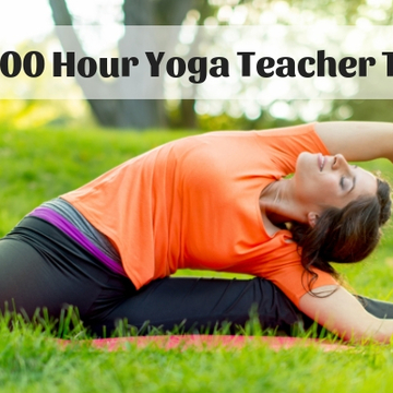 100 Hour Yoga Teacher Training