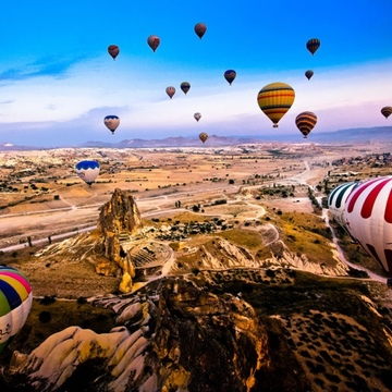Yoga Retreat Cappadocia Turkey (Mar - June 2019)