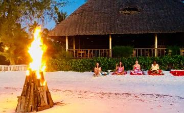 "7 Days Exclusive ""Paradise Immersion"" Raw Healing Food & Yoga Retreat in Zanzibar, Tanzania"