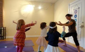 Children's Yoga Teacher Certification Course- Level 1