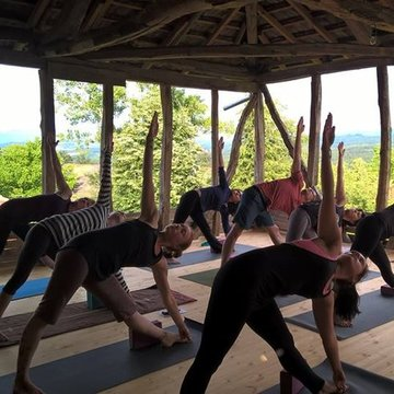 Exploring the body, mind & spirit with a 7-day yoga retreat in the beautiful Bulgarian countryside