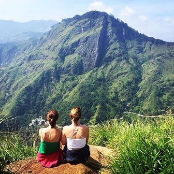 7 Days Yoga holidays with Yala safari and hiking in Ella