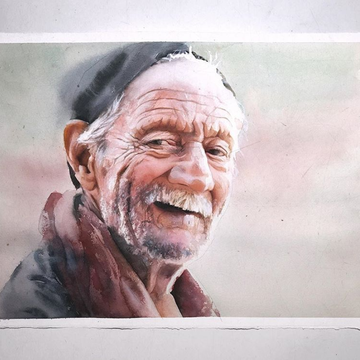 Painting the Figure in Watercolor with Marcos Beccari