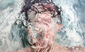 Marcos Beccari – 'Painting the Figure in Watercolor' & 'The Figure Submerged in Water'