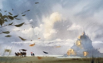 Sergei Kurbatov – Landscape Painting