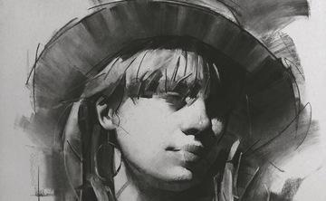 Jie Gao – Portrait Drawing