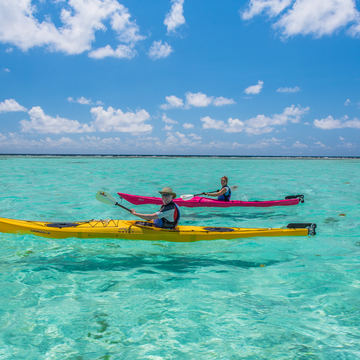 Yoga & Kayaking Retreat in Belize