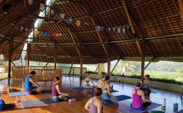 '(Re)treat and Heal Yourself' Yoga Retreat Bali