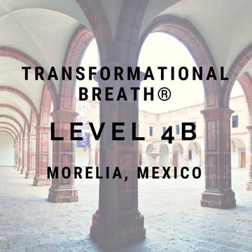 Transformational Breath® Level 4B – Mexico