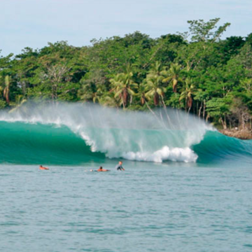 Yoga and Surf package – Triple-