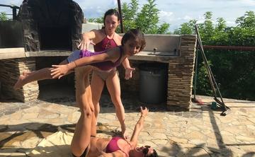 8-day Circus with Purpose Aerial, Acro & Yoga Retreat in Nicaragua