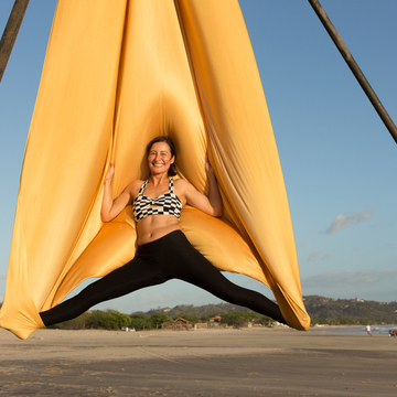 8-day Circus with Purpose Aerial, Acro & Yoga Retreat in Nicaragua