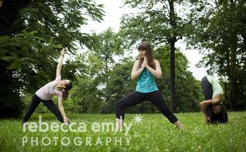 Yoga Basics: 4-Wk Series