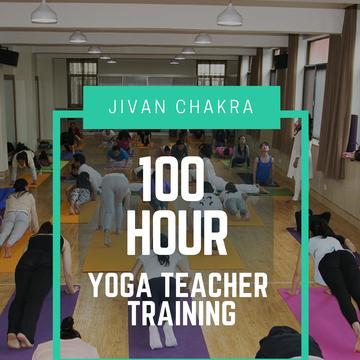 100 Hour Yoga Teacher Training Program in Rishikesh India 2019