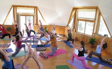 NC Mountain Prama Institute Retreat
