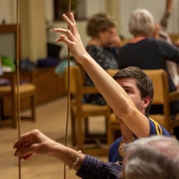 Zen und Sensory Awareness – Form und Bewegung