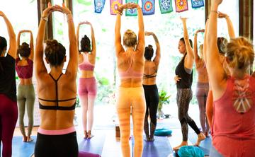 Luxurious 22day Yoga & Meditation Teacher Training - 200hr Certified -COSTA RICA