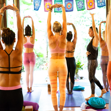 Luxurious 22day Yoga & Meditation Teacher Training - 200hr Certified -COSTA RICA