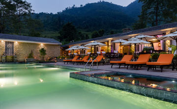 NEPAL ECO-LUXURY 8 DAY YOGA & FOOD RETREAT