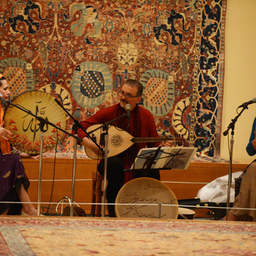 Sufi Songs of Love together with Drum & Whirling Workshop