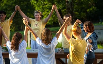 Youth Yoga Retreat