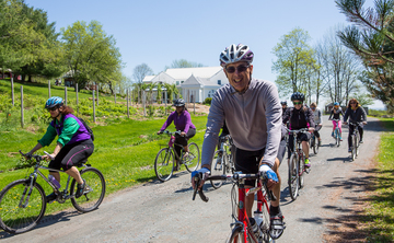 Yoga & Cycling Weekend Retreat
