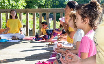 Family Yoga Week 2019
