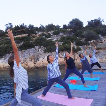 Yoga&Sailing Adventure Croatia 2019