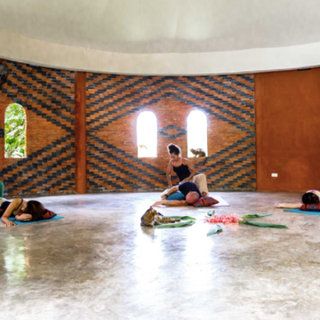 Yin Yoga 200hrs Teacher Training - Amazing Chiang Mai