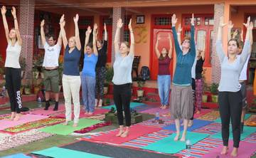 Book Yoga Meditation Retreat and Get 20% Discount