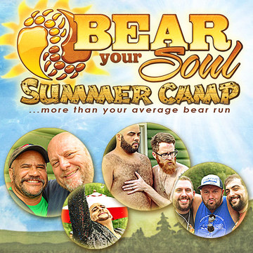 Bear Your Soul: Summer Camp
