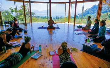 21 Days 200-Hour Yoga Teacher Training in Guatemala (April 2019)