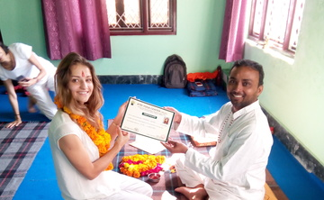 200-300-500 Hours Yoga Teacher Training in Rishikesh India