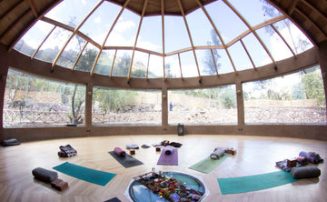 Movement, Medicine & Magic Retreat with Michelle and Anah