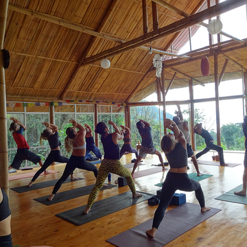 21 Days 200-Hour Yoga Teacher Training in Guatemala (June 2019)