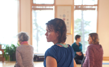 Insight Through Asanas - 4 Night Yoga Retreat at Yasodhara Ashram in Kootenay Bay, BC