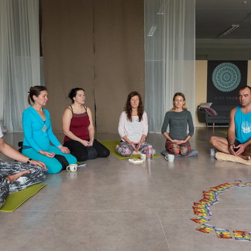 BioDynamic Breathwork & Trauma Release Training in Estonia
