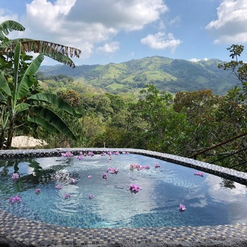 Self-Compassion Mountain Retreat (Transformational Self-Directed + Guided Retreats in a Mountain-Jungle Costa Rican Eco-Village)