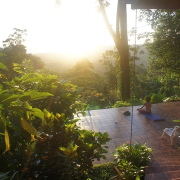 Private Yoga Retreat Package 7 Nights (Single)