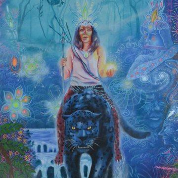 Jaguar Odyssey – 3 Ayahuasca Ceremonies – July 8 – 12