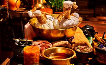Ayurvedic Massage-Abyhanga & Shirodhara Wellness Workshop Retreat