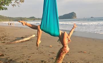 50-Hour Aerial Yoga Teacher Training Greece