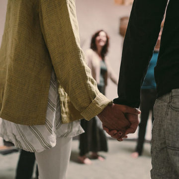 Sharing the Path: For Couples