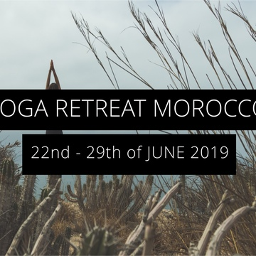 8 Days Yoga Immersion Retreat in Taghazout, Morocco