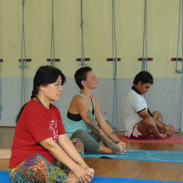 200 Hour Multi Style Yoga Teacher Training in Rishikesh