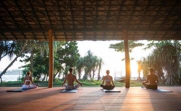 200-Hour 5 Elements Vinyasa + Aerial Yoga Teacher Training Sri Lanka w/ Lindsay Nova