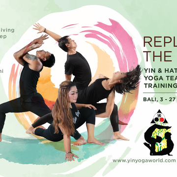 Replenish The Chi - Yin & Hatha Yoga Teacher Training 200Hrs